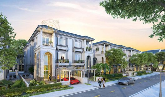 HIGH-CLASS CUSTOMERS RUSH TO THE EAST OF HCMC TO FIND A WORTHY WARM HOME