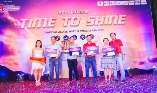 """HỘI THAO THƯỜNG NIÊN LẦN IV/ 2018 – CHỦ ĐỀ """"TIME TO SHINE"""""""