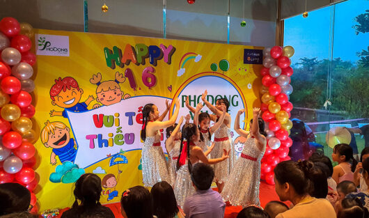 CHILDREN IN PHODONG VILLAGE HAS A MEMORABLE FUN ACTIVITY ON THE INTERNATIONAL CHILDREN'S DAY