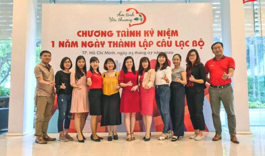 "CELEBRATION PROGRAM ""ONE YEAR OF ESTABLISHING CHARITY CLUB WARM WITH LOVE"" JUNE 2019 – JUNE 2020"