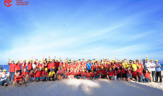 THE JOURNEY OF SCC FAMILY TO DISCOVER OUR SELF-LIMITS IN CHARMING NATURAL SCENERY IN QUY NHON BEACH CITY